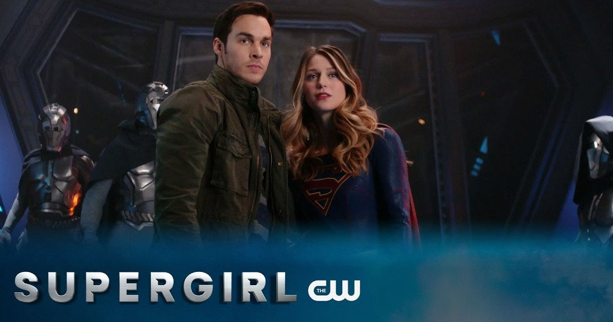 Check Out A Scene From Tonight's Episode Of Supergirl