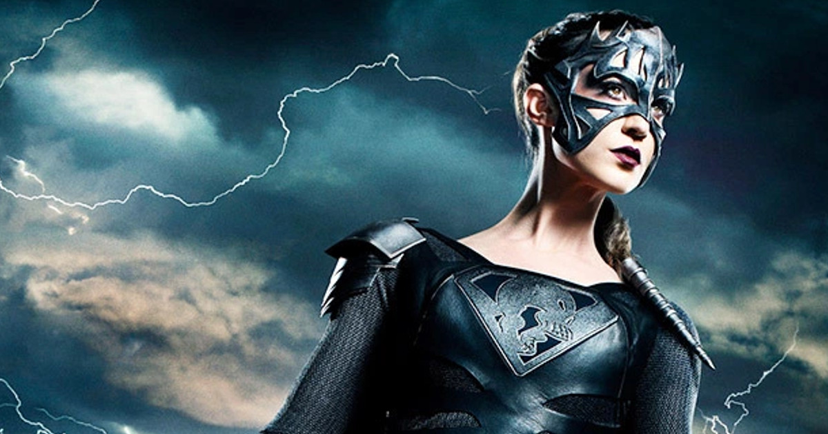 'Supergirl': First Look At Odette Annable As Reign