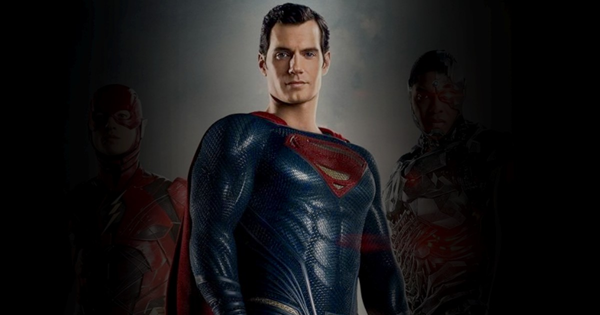 Henry Cavill Back As Superman For Justice League & Make-A-Wish