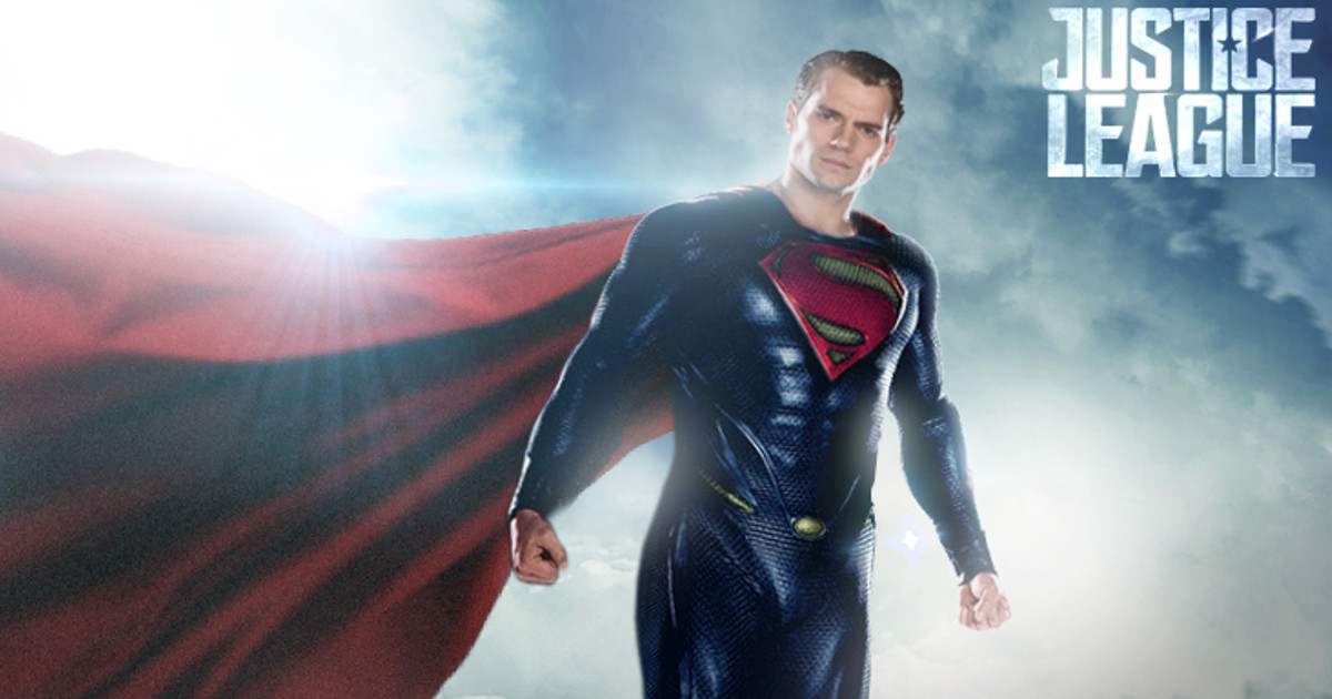 Superman Henry Cavill National Comic Book Day