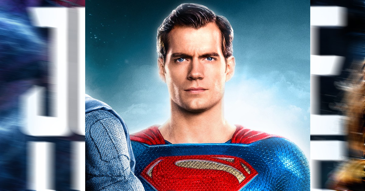 Justice League Gets Superman Poster For Home Video Release