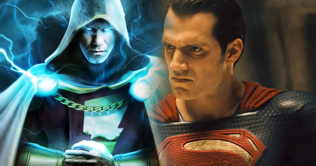 Superman vs Shazam 2019 Release Date
