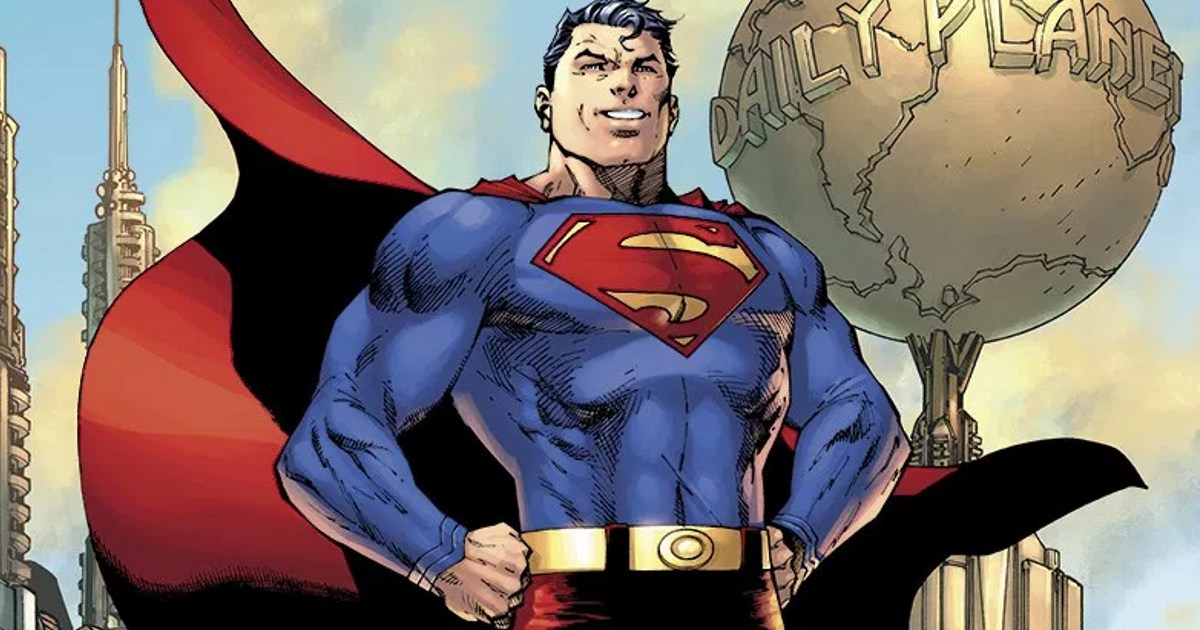 Superman's Iconic Red Trunks Return in DC's Action Comics #1000