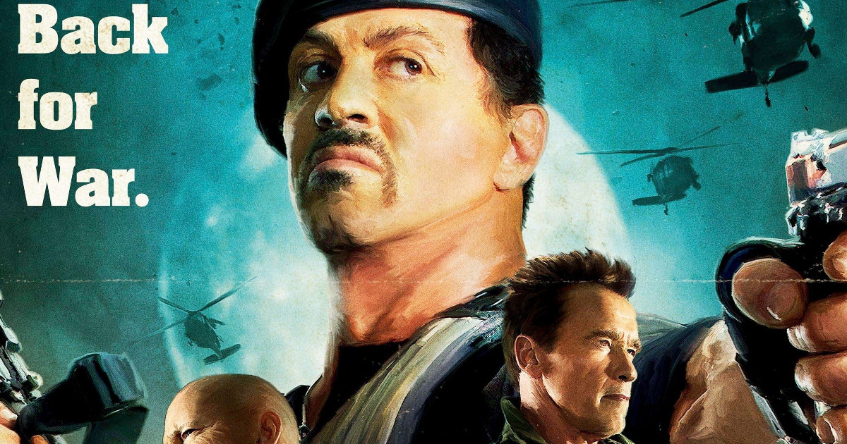 Sylvester Stallone Announces The Expendables 4