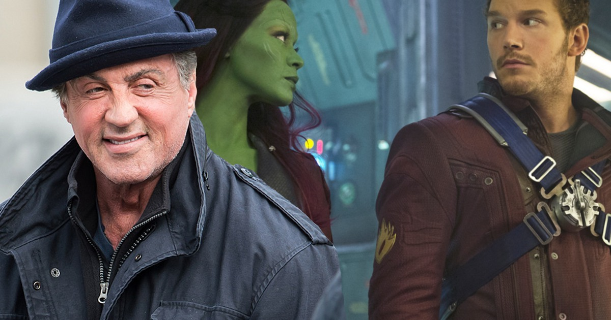 Sylvester Stallone's Guardians of the Galaxy 2 Character Possibly Known