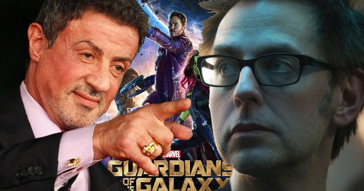 James Gunn Update: Sylvester Stallone Confirmed For Guardians Of The Galaxy 2
