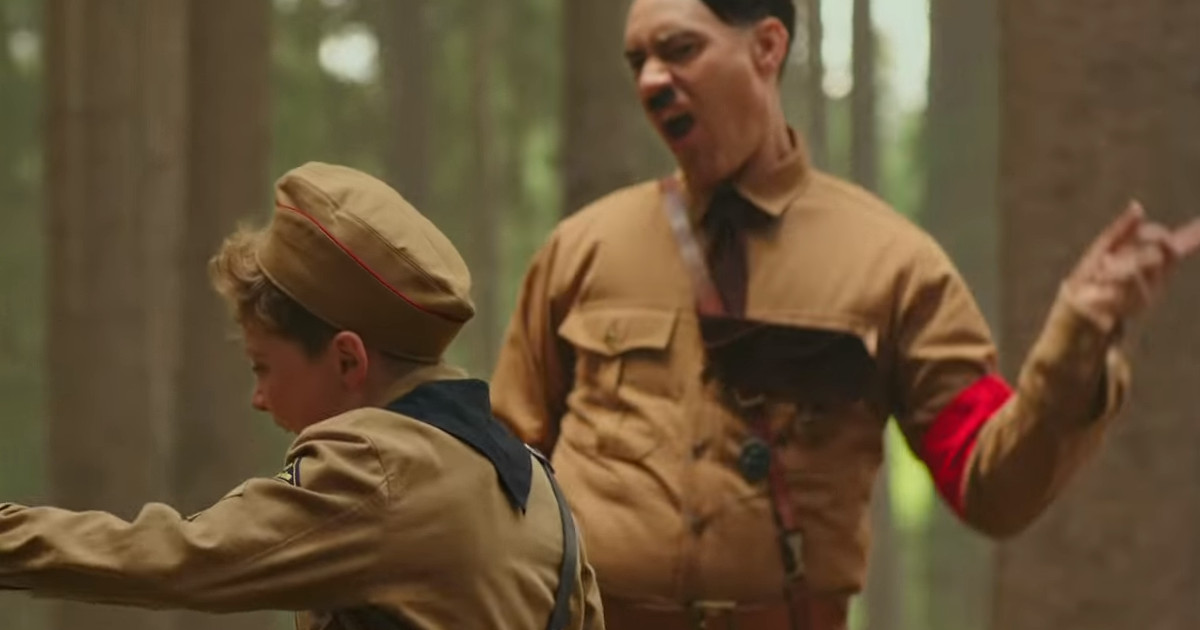 Jojo Rabbit Release Date >> Taika Waititi S Jojo Rabbit Trailer Shows Off Nazi Comedy