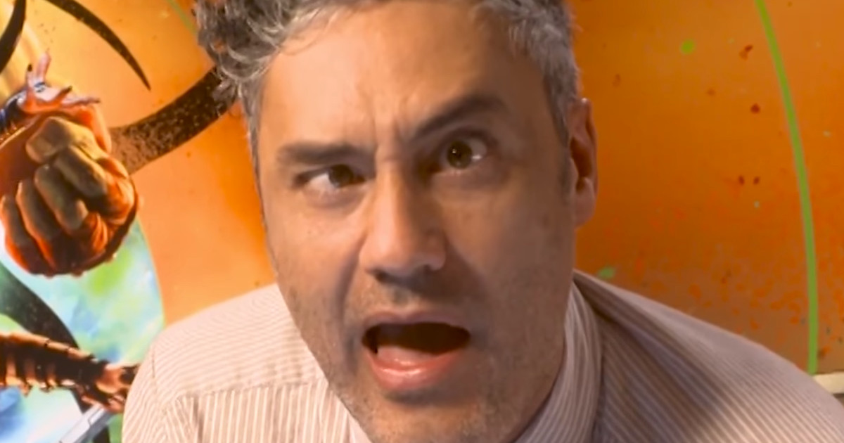 Watch: Taika Waititi Responds To Thor: Ragnarok Comments