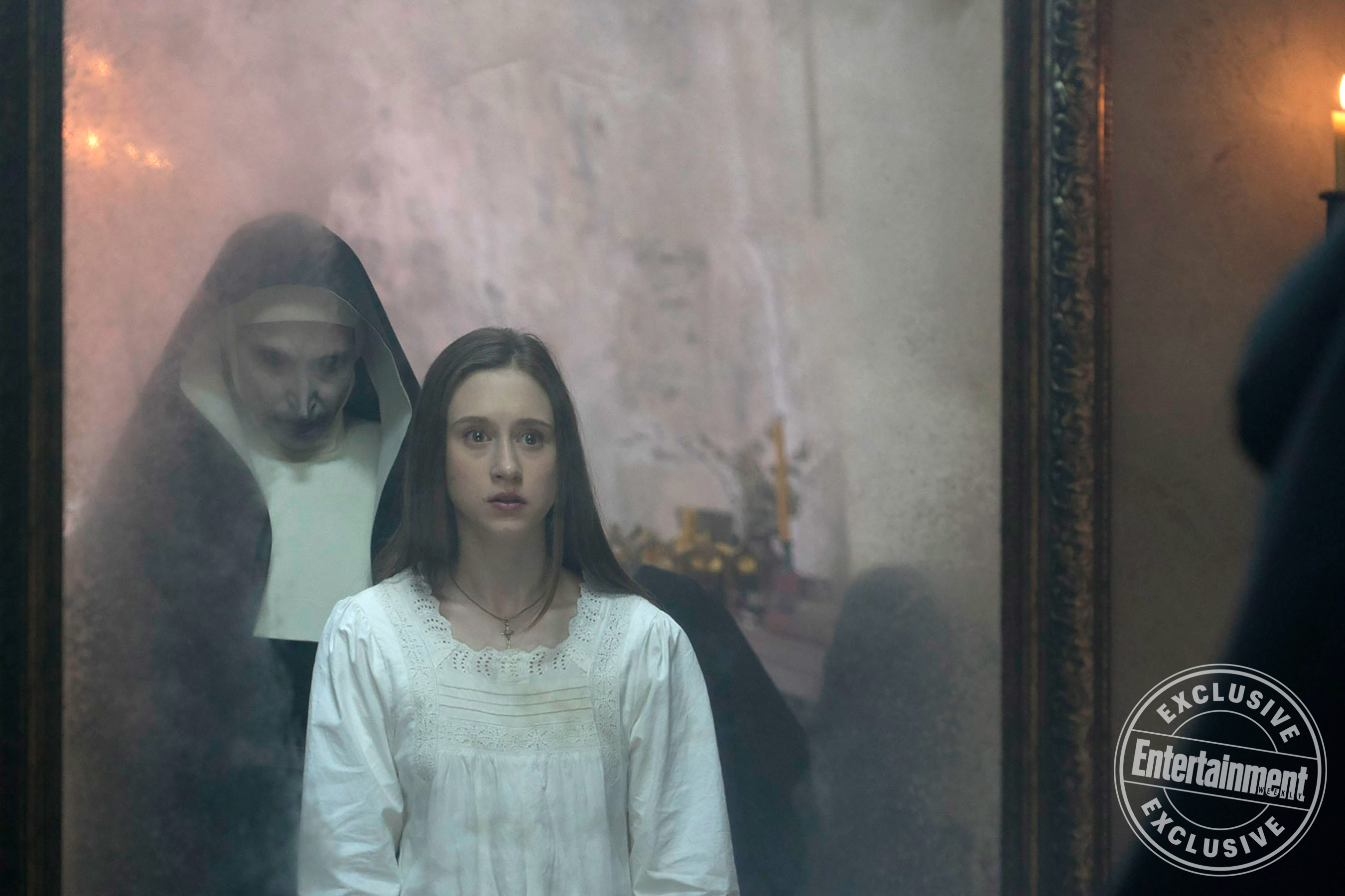 'The Nun' movie ad pulled out from YouTube for being too shocking