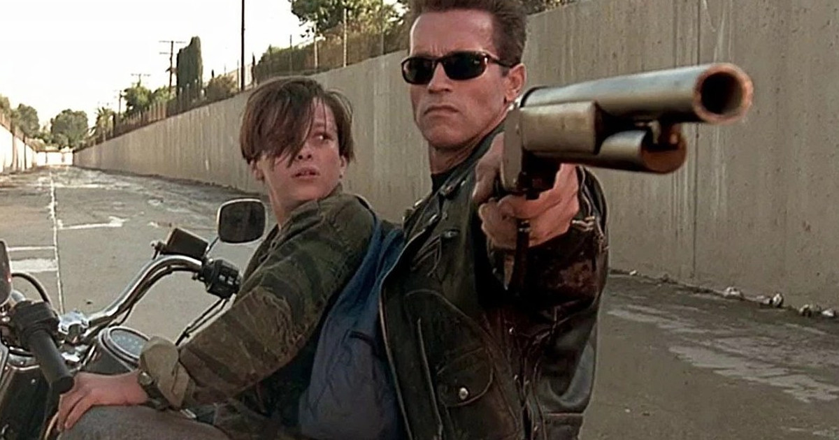 Director James Cameron wants to create a new Terminator trilogy