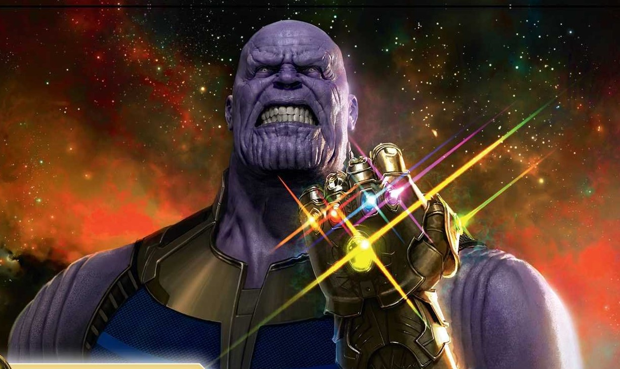 The Avengers: Infinity War Thanos