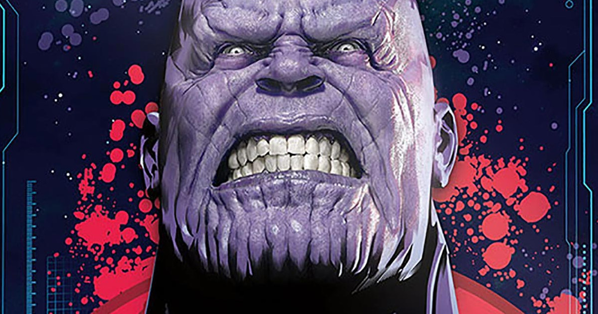 "The Avengers: Infinity War ""Thanos Rising"" Board Game Announced"
