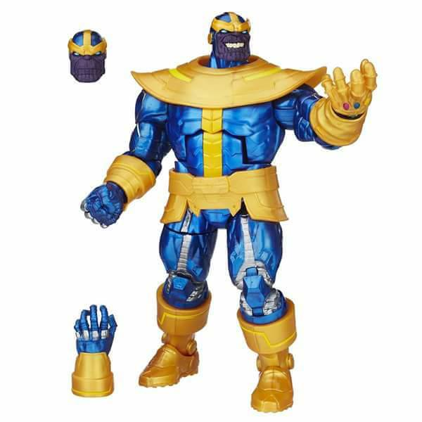 Marvel Legends Thanos Walmart
