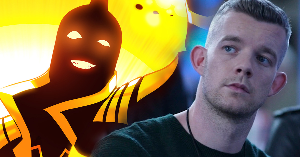 Russell Tovey Cast As The CW's Ray For Crisis on Earth-X Crossover