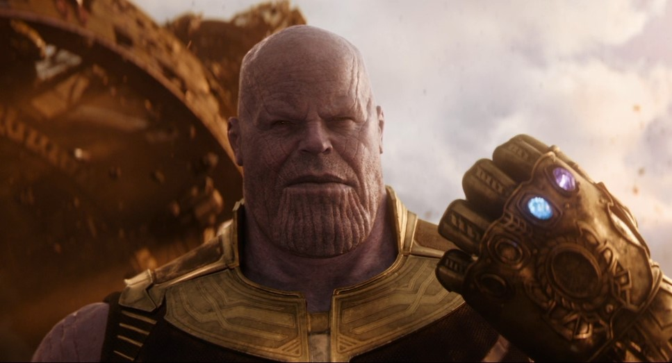 Thanos The Avengers: Infinity War