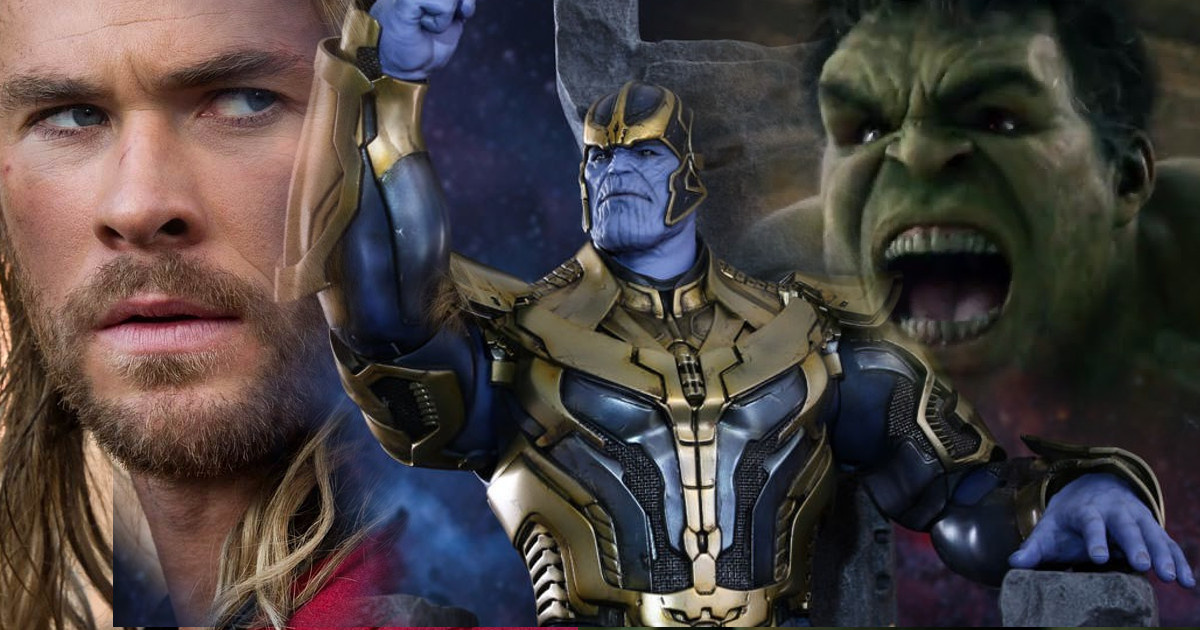 Thor & Hulk Are Filming For Avengers: Infinity War!