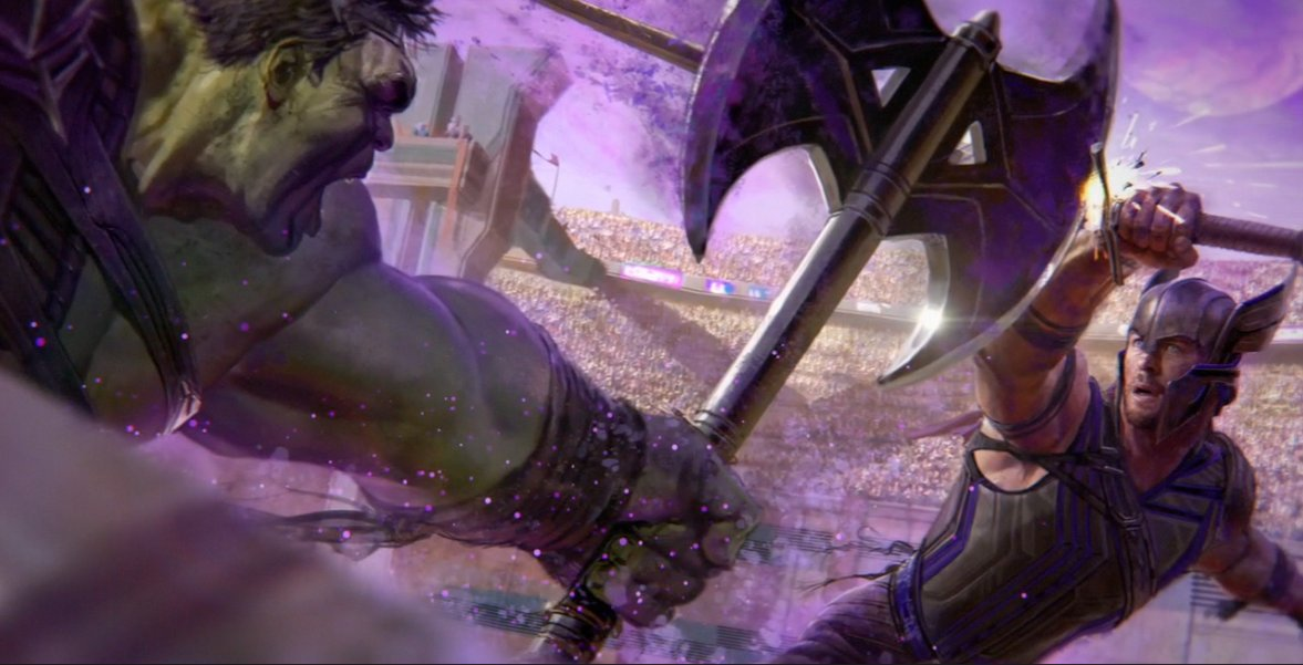 Marvel Studios Shares Action-Packed New Look at THOR: RAGNAROK