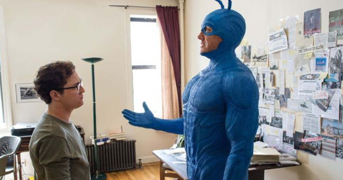 The Tick Gets A Season 2 On Amazon
