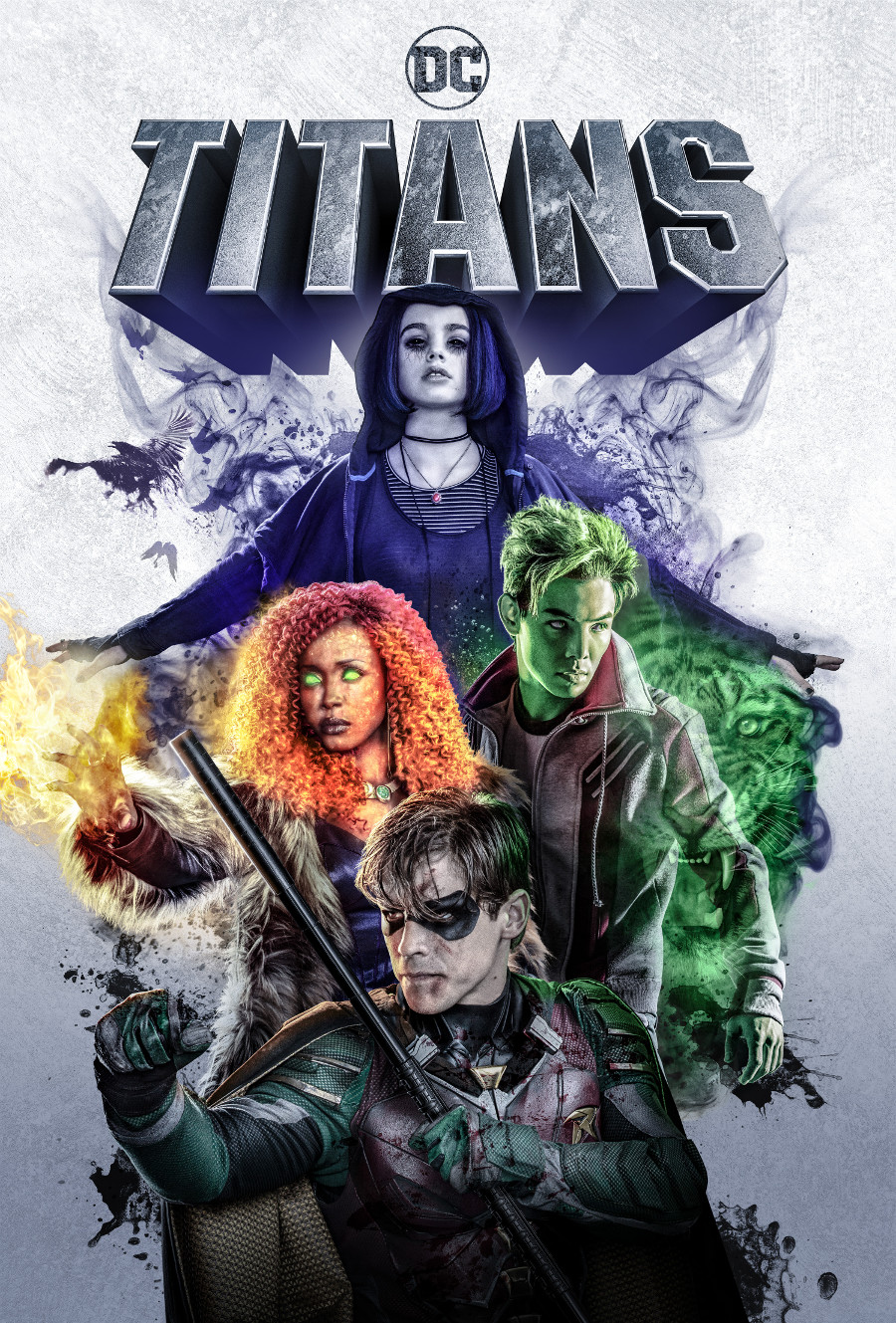 Titans Rotten Tomatoes Score Is In | Cosmic Book News