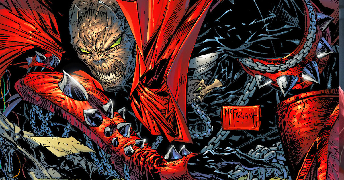 Todd McFarlane Starts Casting Spawn Movie