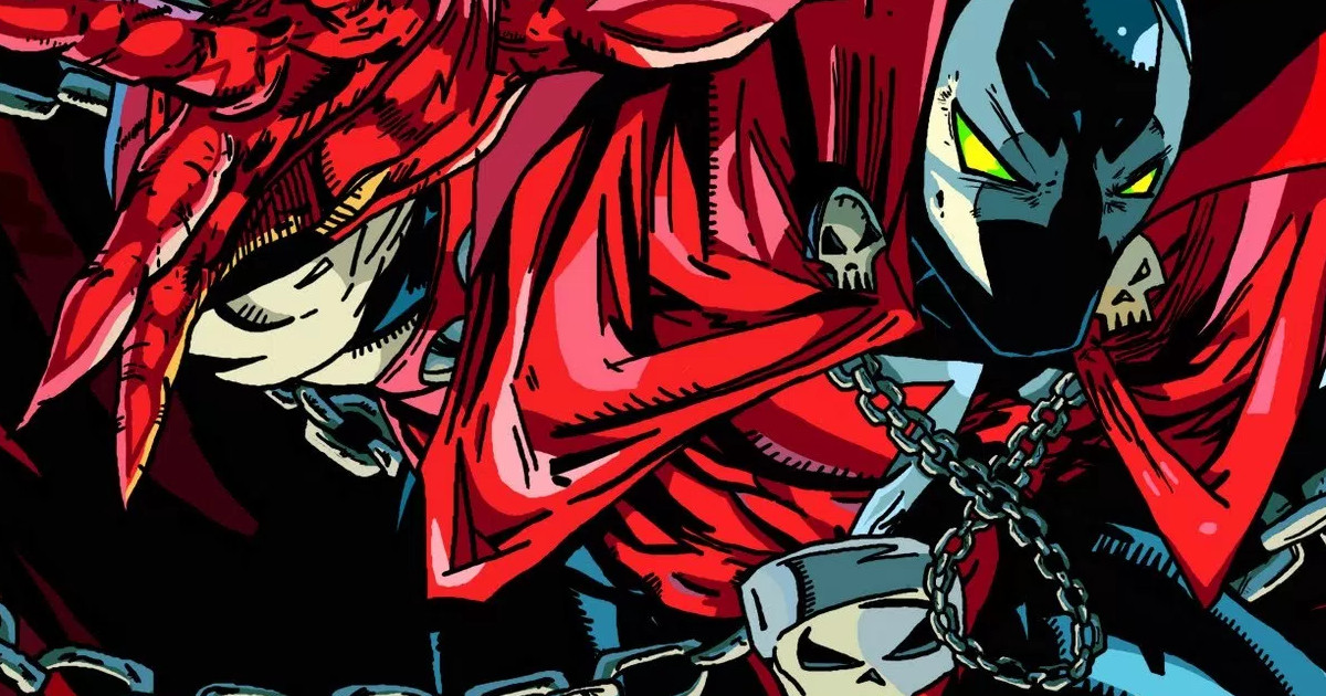 Spawn Movie Script Is Done (Video)