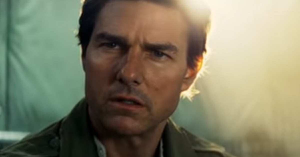 Tom Cruise The Mummy Trailer Is Here