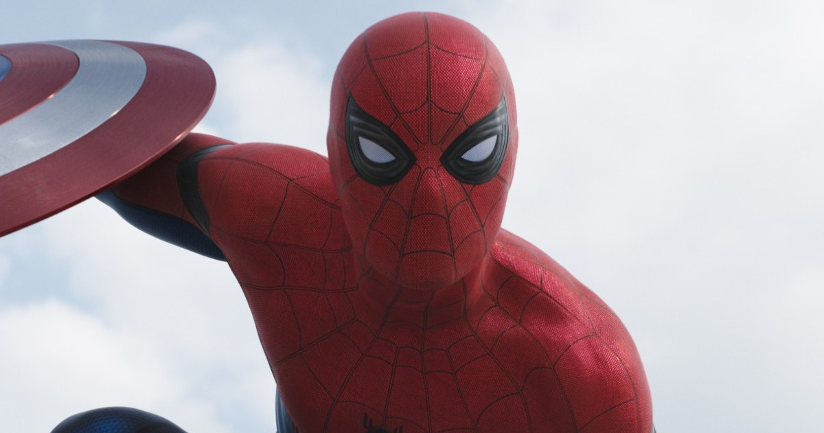First Look At Tom Holland In Costume For Spider-Man: Homecoming