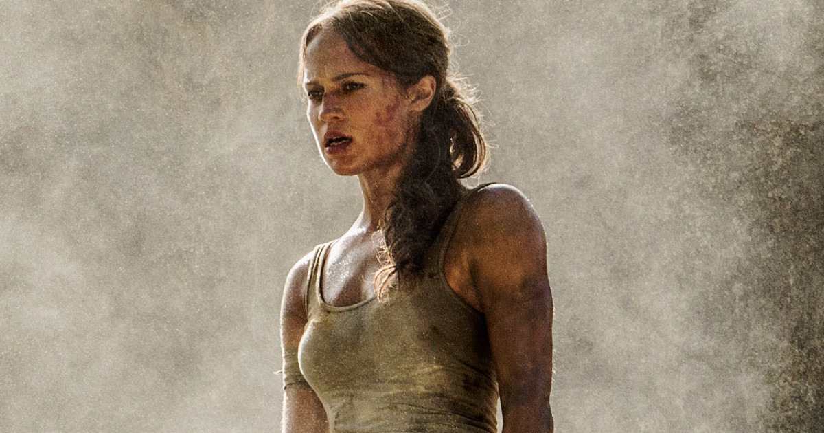 New Tomb Raider Image & Official Synopsis