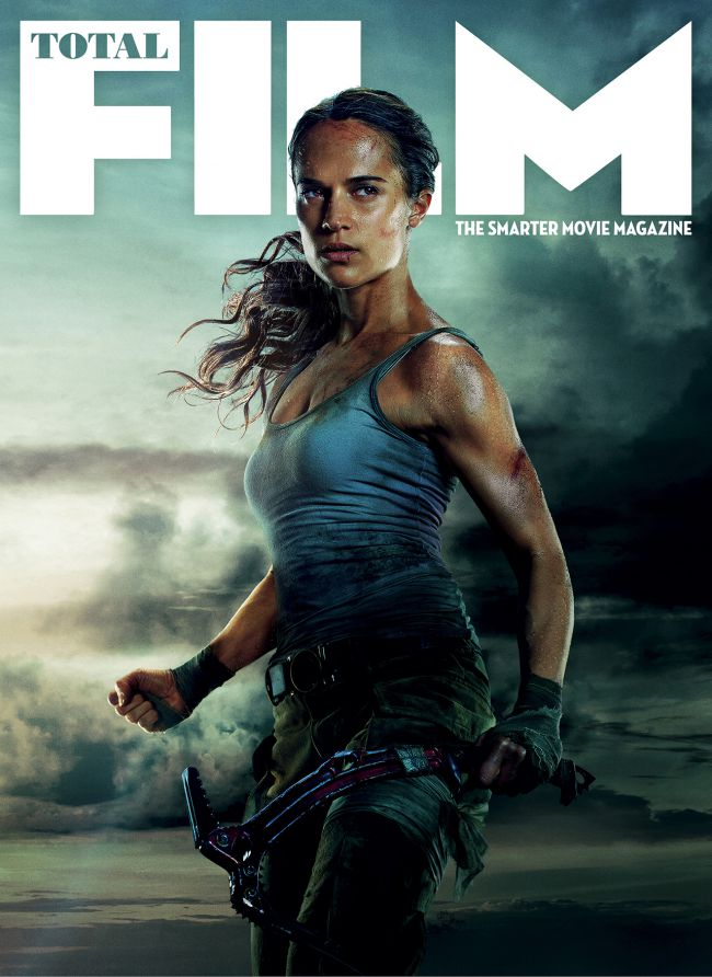 New Tomb Raider Image Trailer Teaser Cosmic Book News