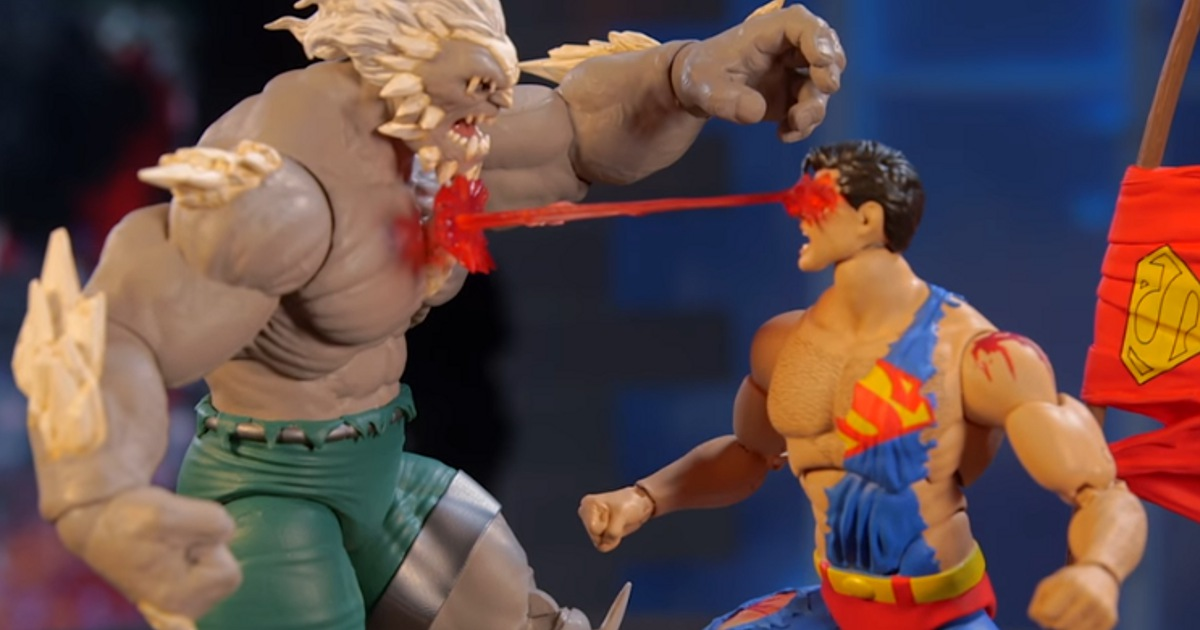 Watch: Top 10 DC Toy Fair Reveals