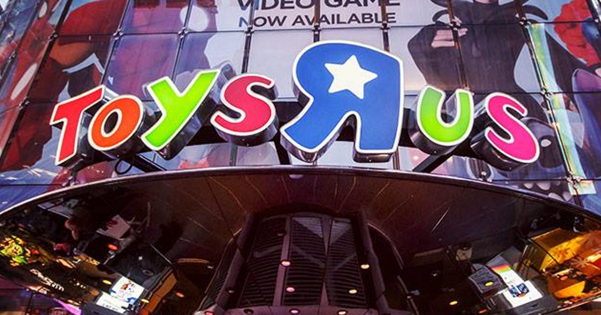 Rip Toys R Us Cosmic Book News