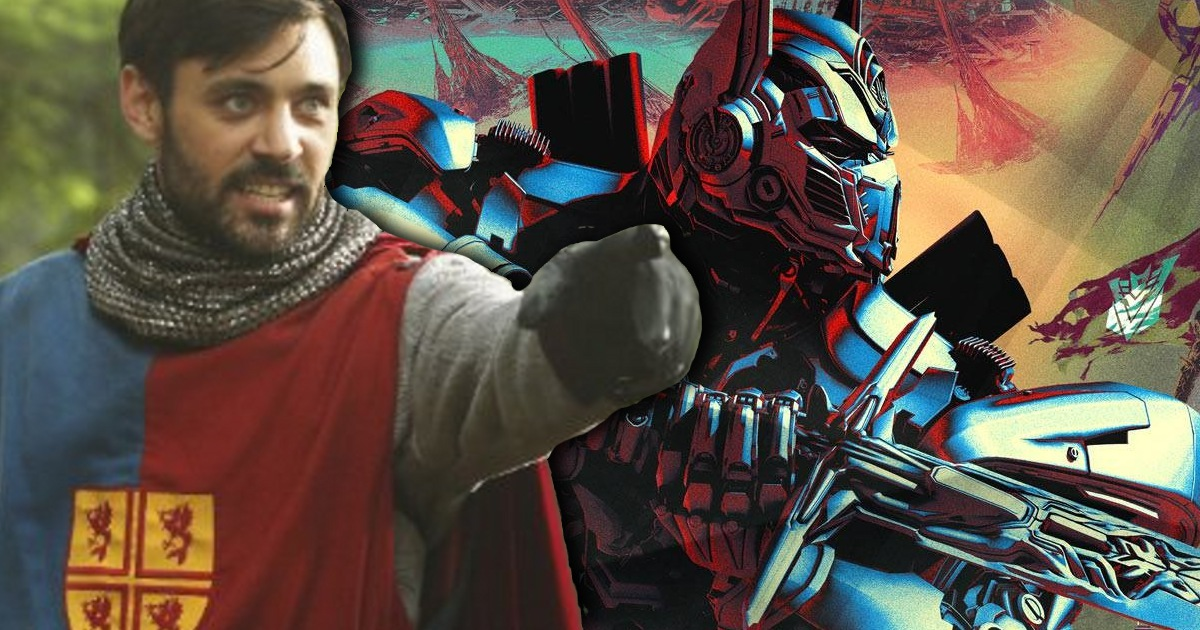 'Transformers: The Last Knight' finds its King Arthur