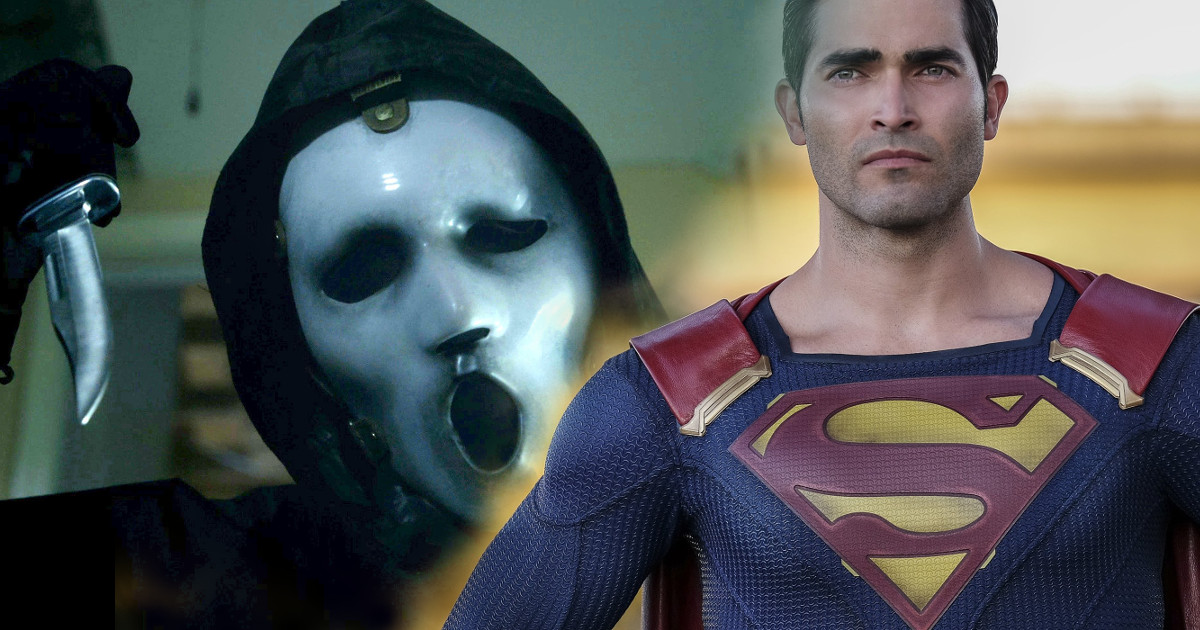 Tyler Hoechlin MTV Scream