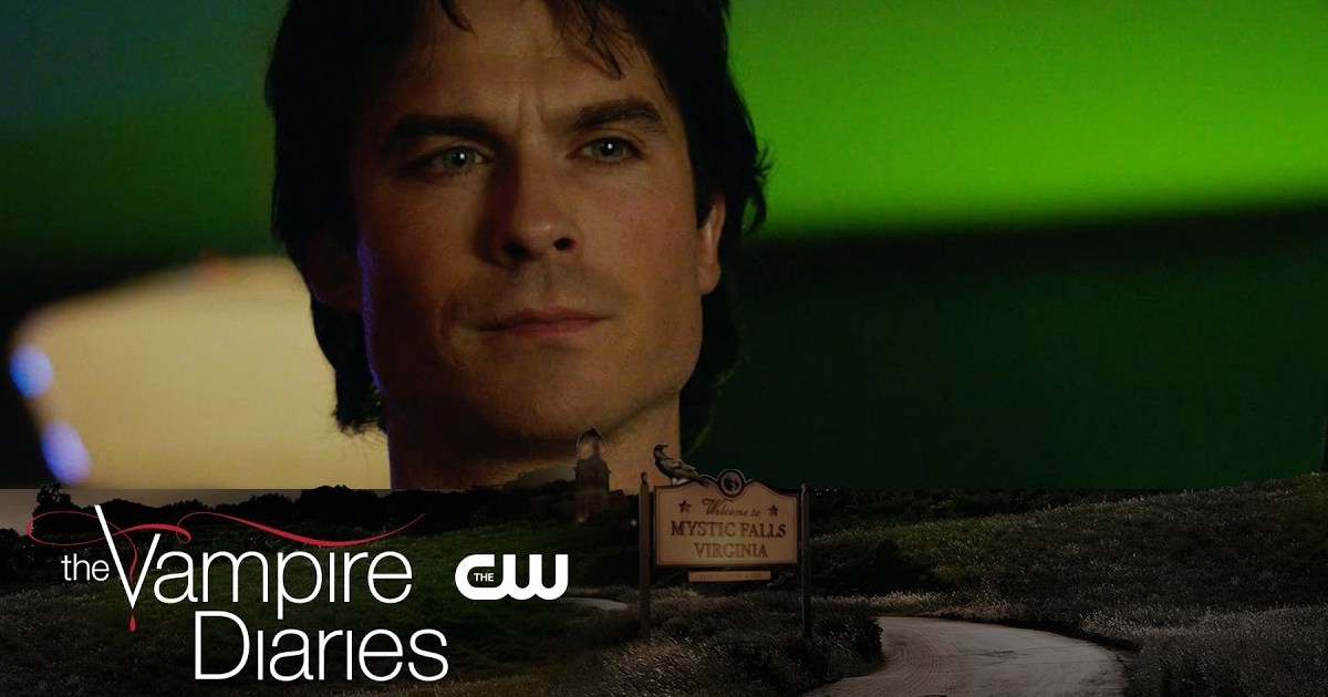 "The Vampire Diaries ""Detoured on Some Random Backwoods Path to Hell"" Trailer"