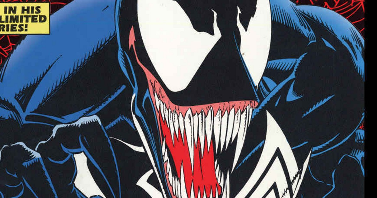 Venom: Source Material for Film Confirmed