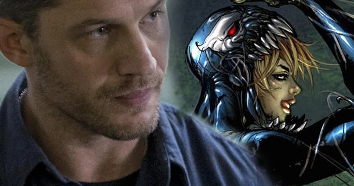 Venom Set Video Features Tom Hardy & Michelle Williams