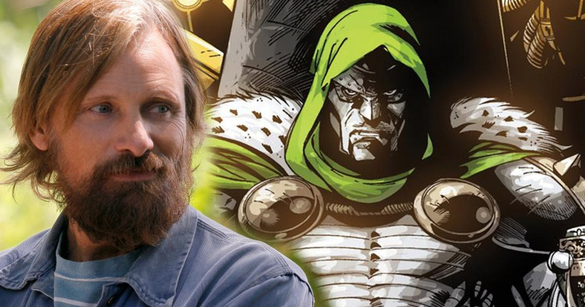 Viggo Mortensen Rumored For Doctor Doom In MCU