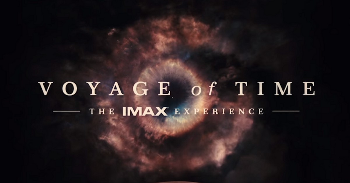 Voyage Of Time Stream