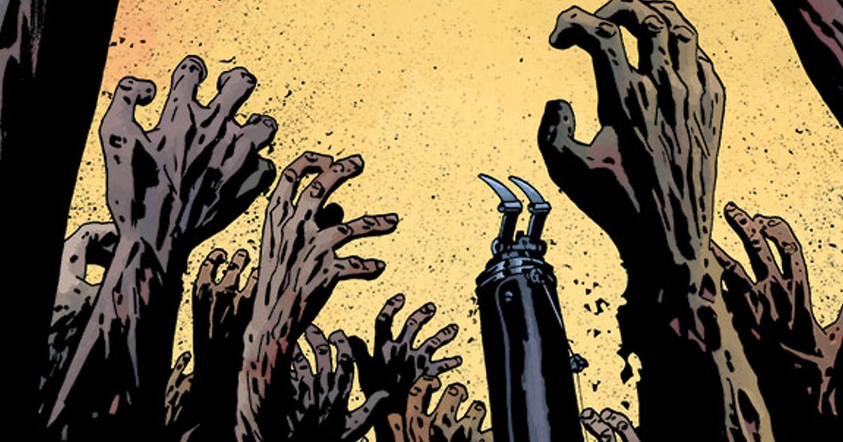 The Walking Dead #163 Only 25 Cents