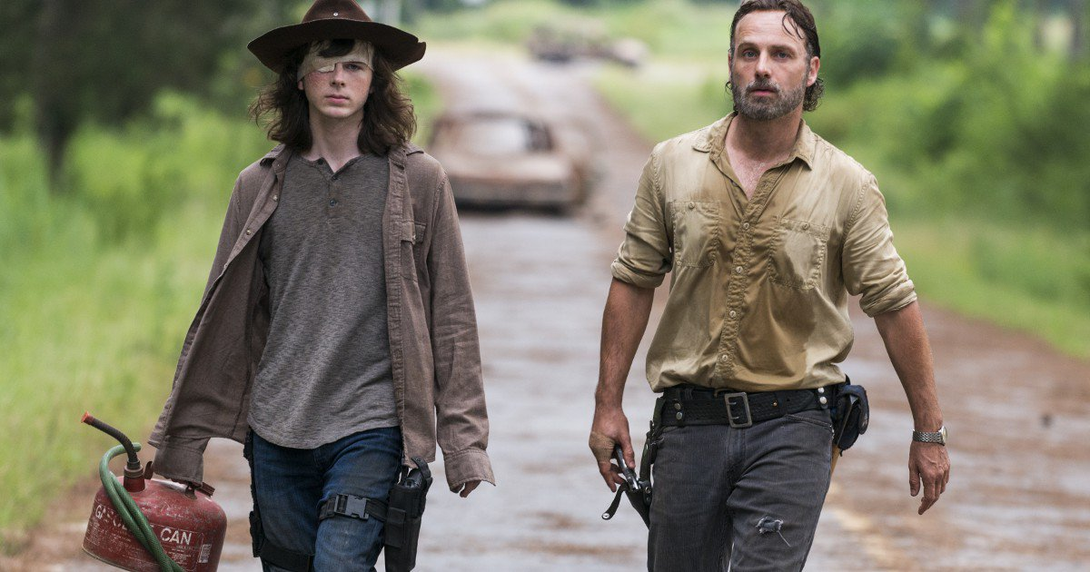 'The Walking Dead' comic writer addresses the TV show's major plot twist