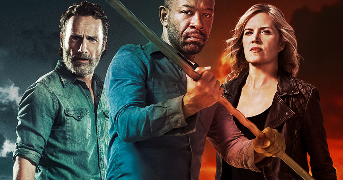 Walking Dead Season 8 Finale and Fear Crossover Will Air in Theaters
