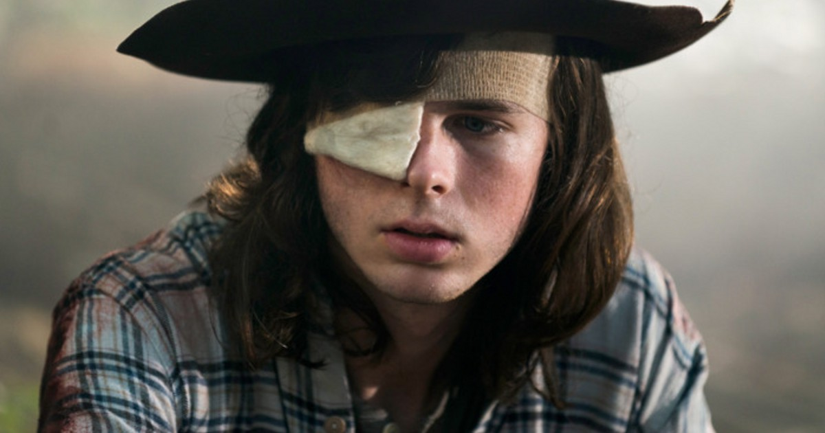 Scott Gimple Explains Why They Killed Carl On The Walking Dead
