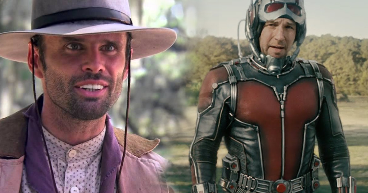 'Ant-Man and the Wasp' Casts Walton Goggins