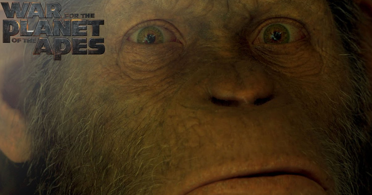 War for the Planet of the Apes Trailer Teaser Features Charlton Heston!