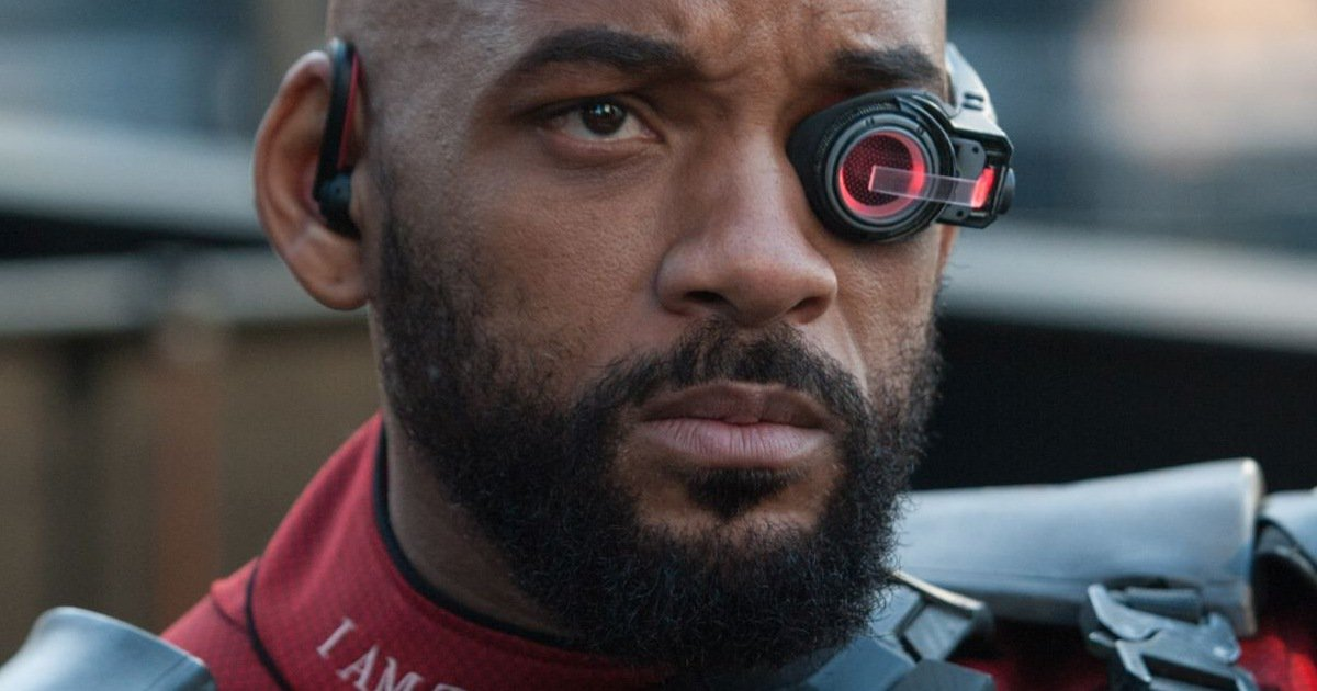Will Smith Deadshot Movie In The Works | Cosmic Book News Will Smith