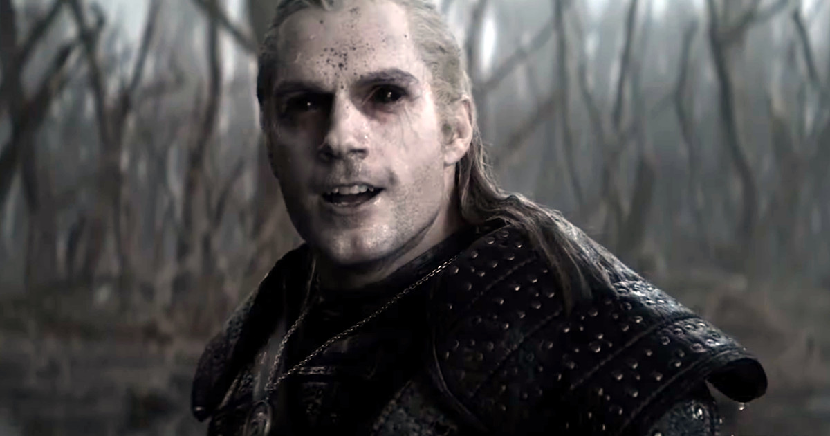 The Witcher Introduces Henry Cavill S Geralt Cosmic Book News
