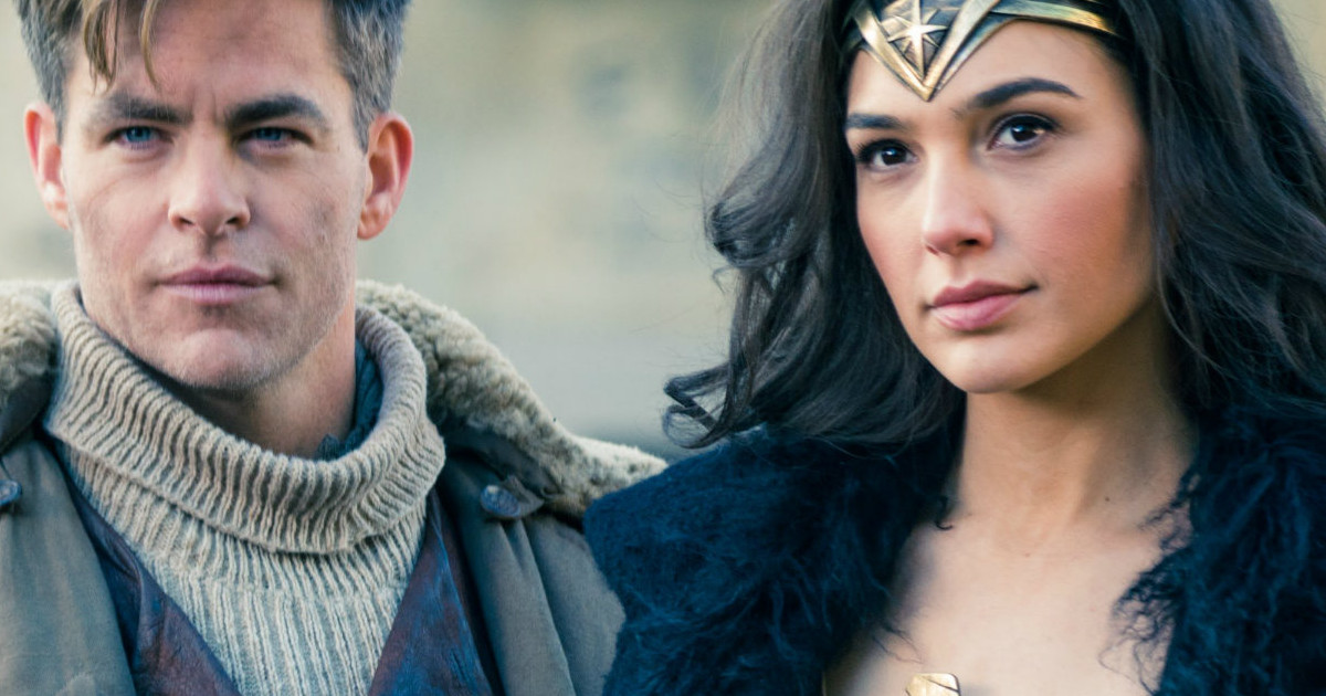 Cool new Wonder Woman concept art hits the web