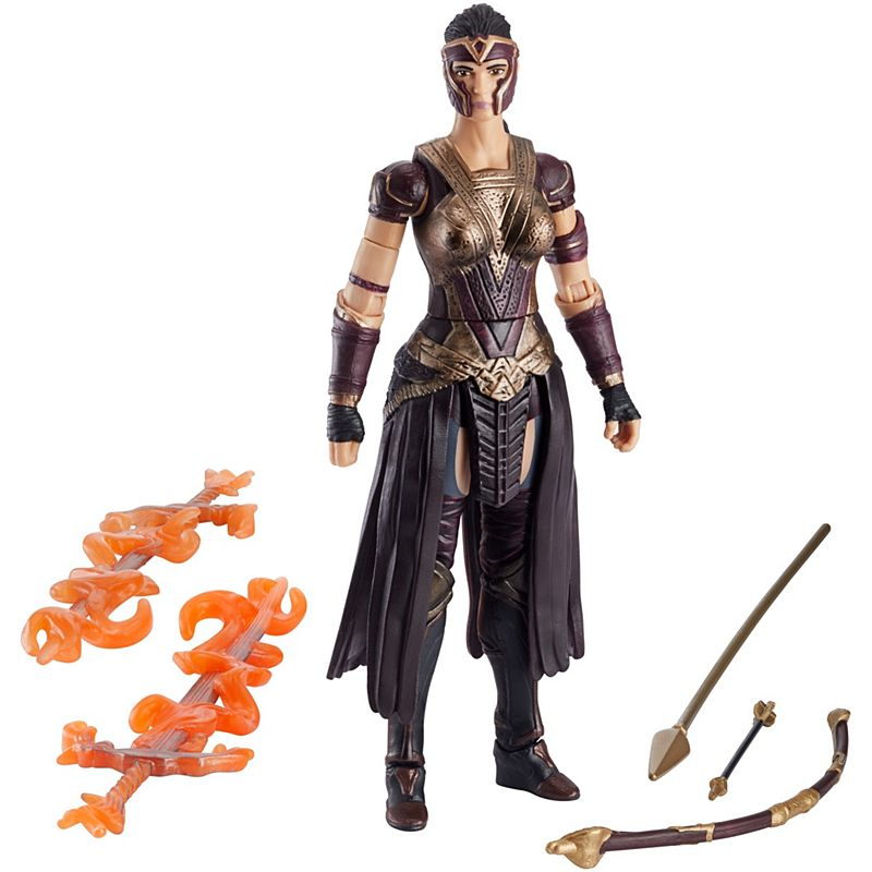 Gal Gadotu0027s figure can be seen below as well.  sc 1 st  Cosmic Book News & Wonder Woman Action Figure Reveals Ares Weapons | Cosmic Book News