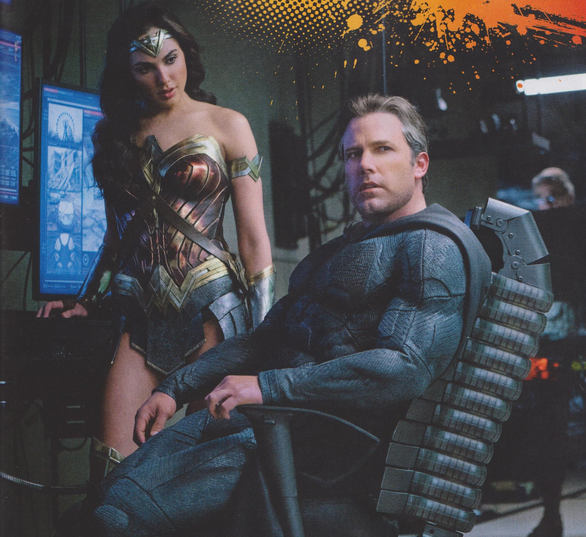 New International Banners Released For Justice League