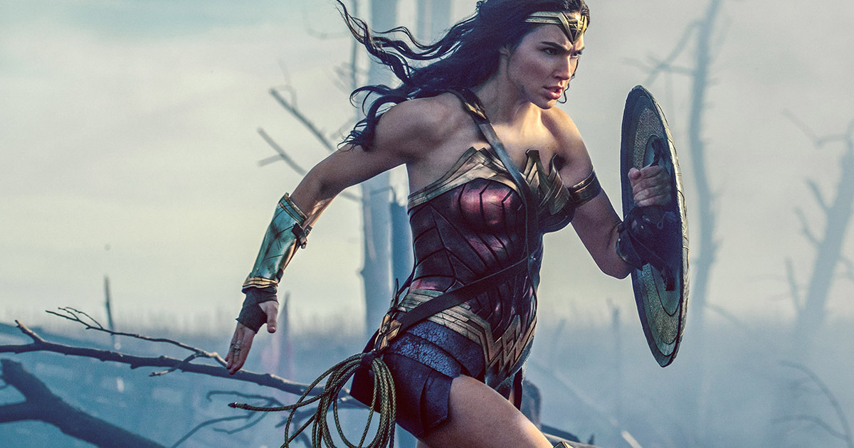 Wonder Woman Wins Critics Choice Award